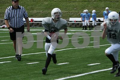 Raiders vs Panthers 8/30/09