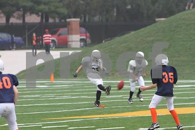 JFL Raiders vs Bears 9/19/2010