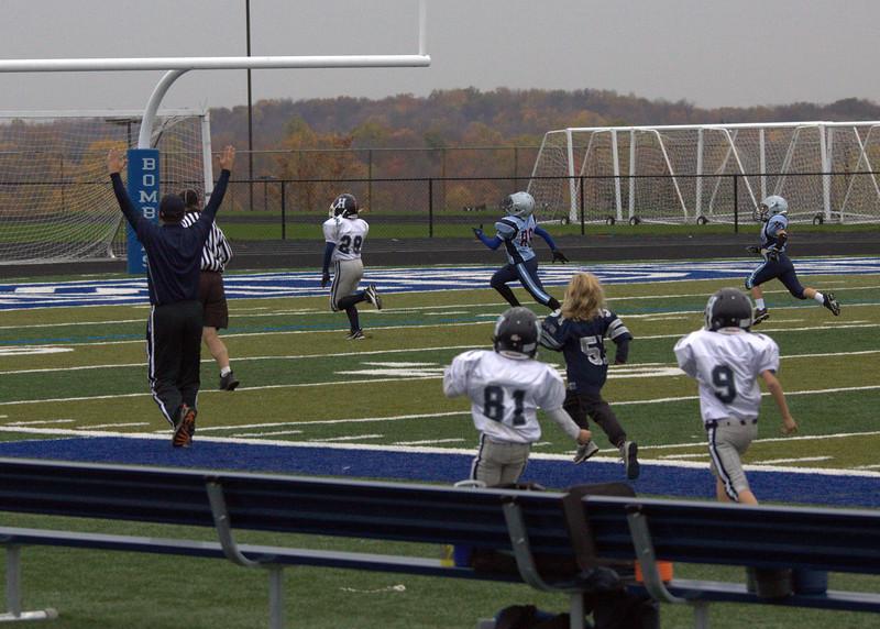 Brady Touchdown