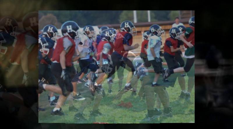 Scarlet Hawks TrainingCamp