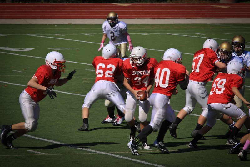2011 gac 8th football-55