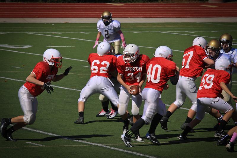 2011 gac 8th football-54