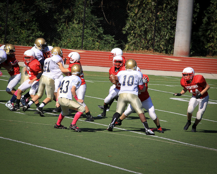 2011 gac 8th football-22