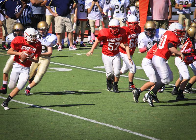 2011 gac 8th football-53