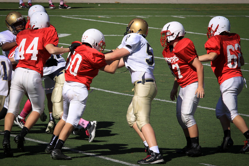 2011 gac 8th football-58