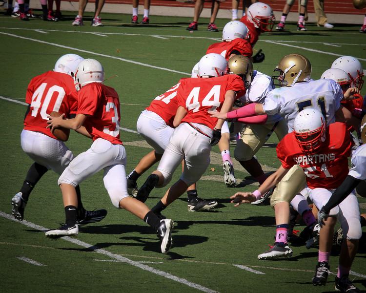 2011 gac 8th football-46