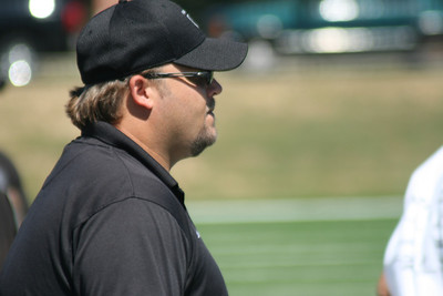 JFL Raiders silver vs Packers 9-4-2011
