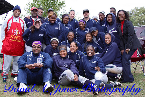 Jackson State @ Alabama A&M 2011