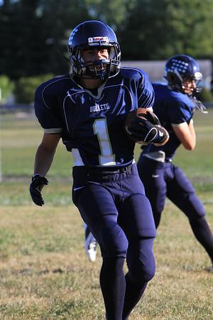 KHS JV vs N. Fulton 9-5-2011