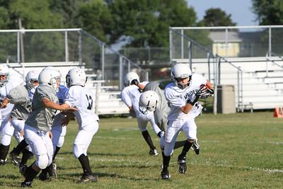 KHS Raiders vs Raiders  8-27-2011