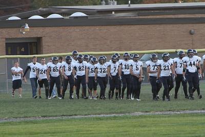 KHS Varsity vs Rushville 10-7-2011