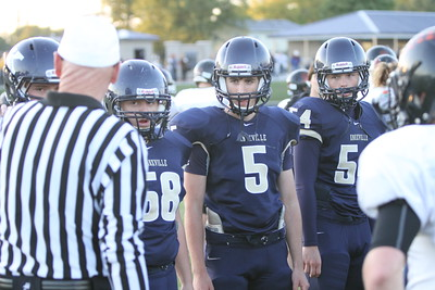 KHS vs Elmwood 9-21-2012