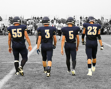 KHS vs North Fulton 8-31-2012