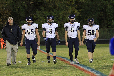 KHS vs Peoria Heights 10-12-12