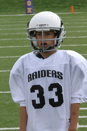 Knoxville JFL Raiders W 9-2-2012