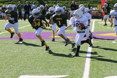 Knoxville Raiders W vs packers 9-23-2012