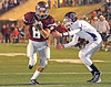 D-B running back #8 eludes a Sevier County defender as he rushes for a touchdown. Photo by Jonathan McCoy.
