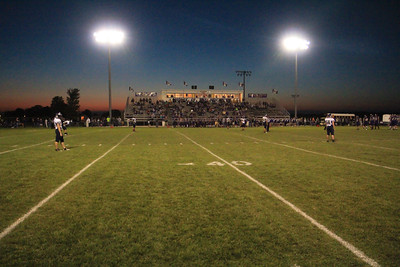 Knoxville vs Rushville 10-11-2013
