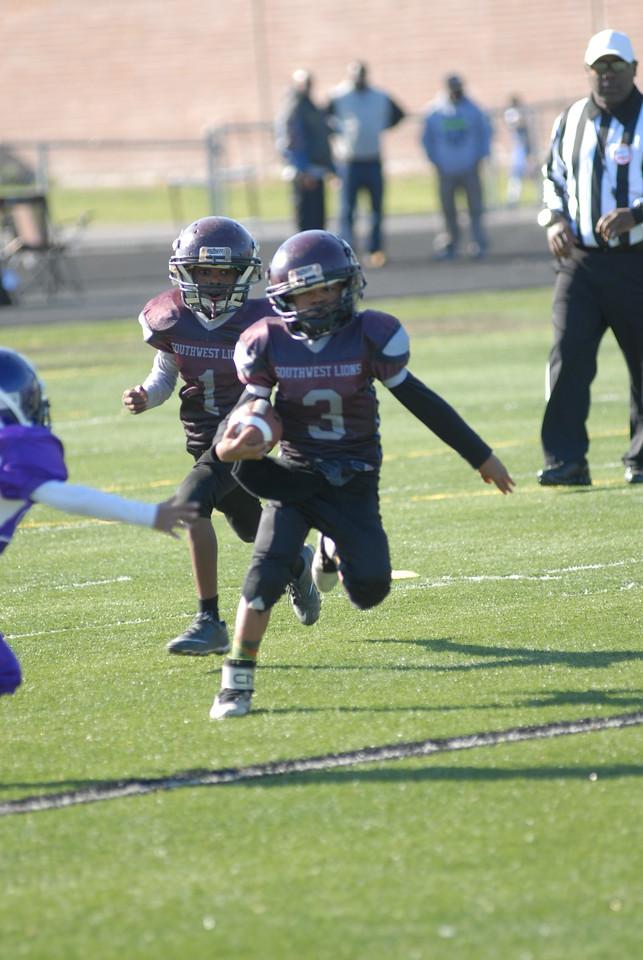 Raiders vs Southwest Lions 108