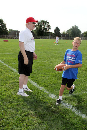 2011 Rimington Football Camp