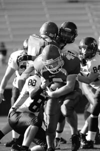 Menlo Atherton Bears Frosh/Soph vs.King's Academy Knights 2010-10-07