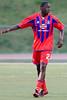 Palace midfielder, Alex Ughiovhe.