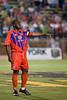Palace captain, Ibrahim Kante.