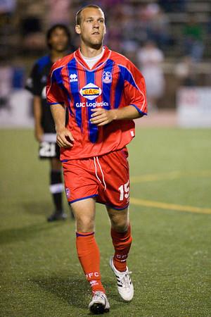 Palace midfielder, Dan Lader.