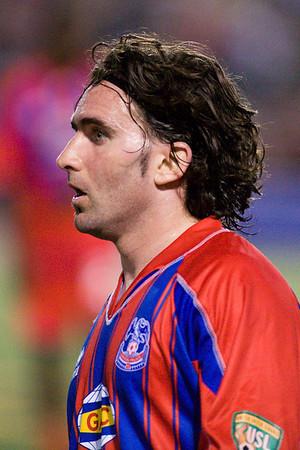 Northern Irish midfielder, Bryan Harkin.