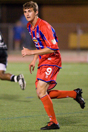 Scorer of Palace's third goal, Pat Healey.