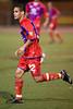 Carlos Morales making his Palace debut.