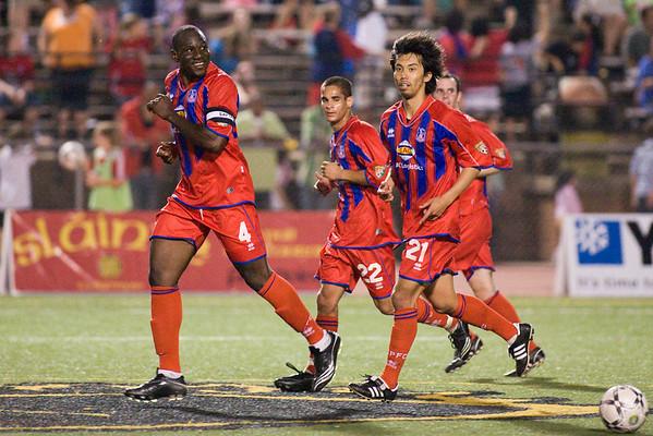 Ibrahim Kante, Carlos Morales, Shintaro Harada and Paul Robson.