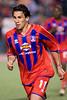 Palace forward, Sergio Flores.