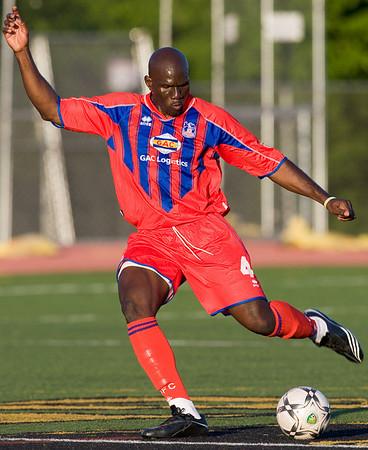 Ibrahim Kante.