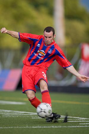 Palace left-back, Paul Robson