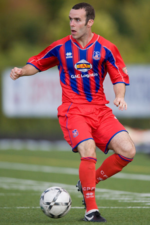 Palace left-back, Paul Robson