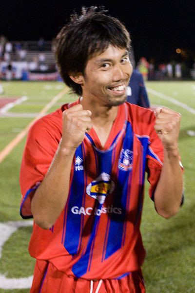 Shintaro Harada is pretty pleased
