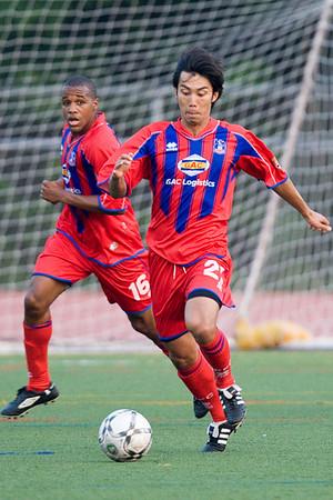 Shintaro Harada and Larry Mark