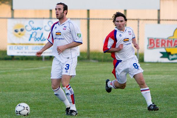 Paul Robson and Bryan Harkin