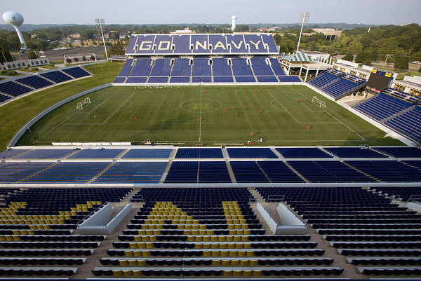 Navy-Marine Corps Memorial Stadium, Annapolis MD