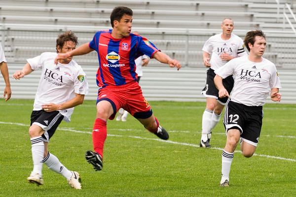 Sergio Flores - vs. Richmond Kickers, Germantown MD