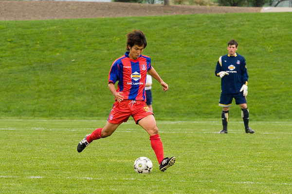 Shintaro Harada - vs. Richmond Kickers, Germantown MD