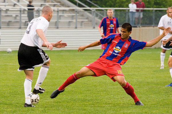 Josh Alcala - vs. Richmond Kickers, Germantown MD
