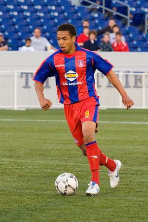 Lewwis Spence - vs. Cleveland City Stars, Annapolis MD