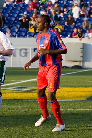 Alex Ughiovhe - vs. Cleveland City Stars, Annapolis MD