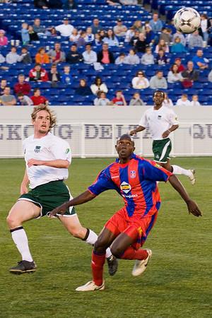 Matthew Mbuta - vs. Cleveland City Stars, Annapolis MD