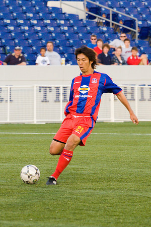 Shintaro Harada - vs. Cleveland City Stars, Annapolis MD
