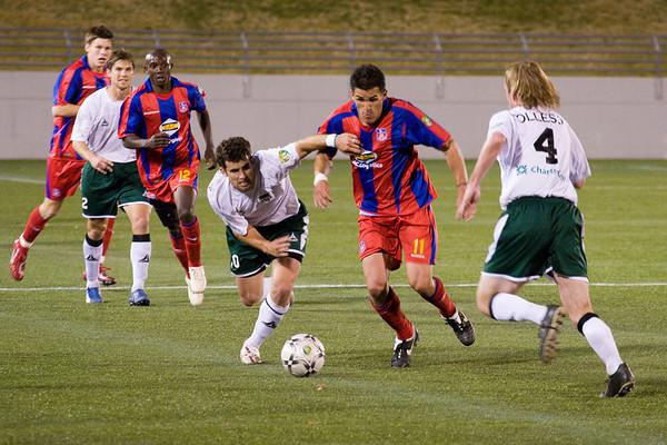 Sergio Flores - vs. Cleveland City Stars, Annapolis MD