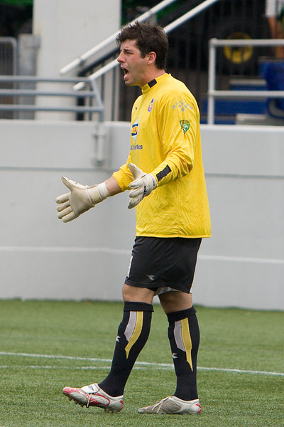 Brian Rowland keeps yet another clean sheet
