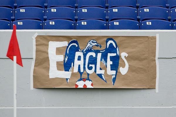"""""""Eagles"""" banner"""